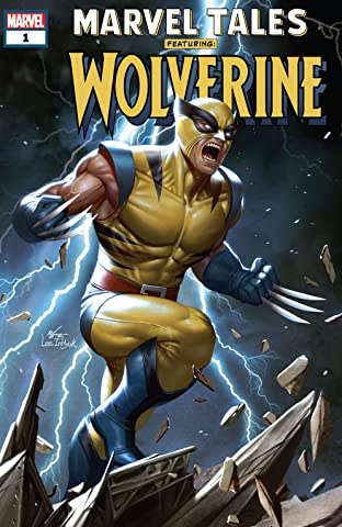 Marvel Tales: Wolverine (2020) No.1