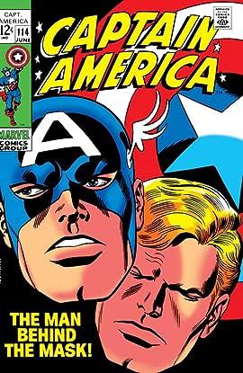 Captain America (1968-1996) #114