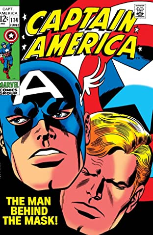 Captain America (1968-1996) No.114