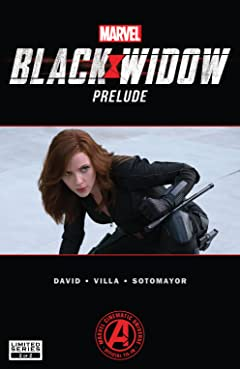 Marvel's Black Widow Prelude (2020) #2 (of 2)