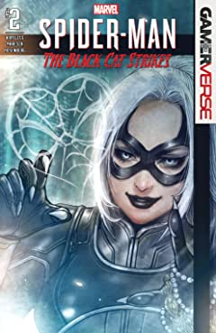 Marvel's Spider-Man: The Black Cat Strikes (2020) #2 (of 5)