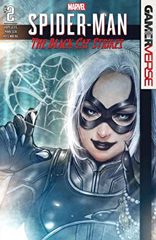 Marvel's Spider-Man: The Black Cat Strikes (2020) No.2 (sur 5)
