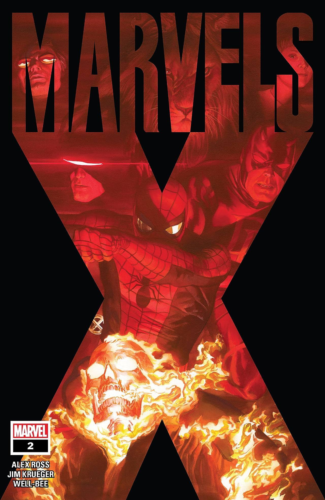 Marvels X (2020) No.2 (sur 6)