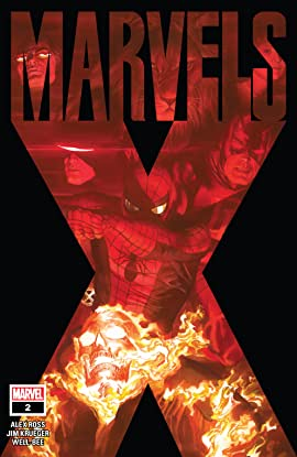 Marvels X (2020) #2 (of 6)