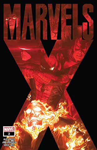Marvels X (2020) No.2 (sur 6)