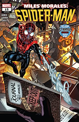 Miles Morales: Spider-Man (2018-) No.15
