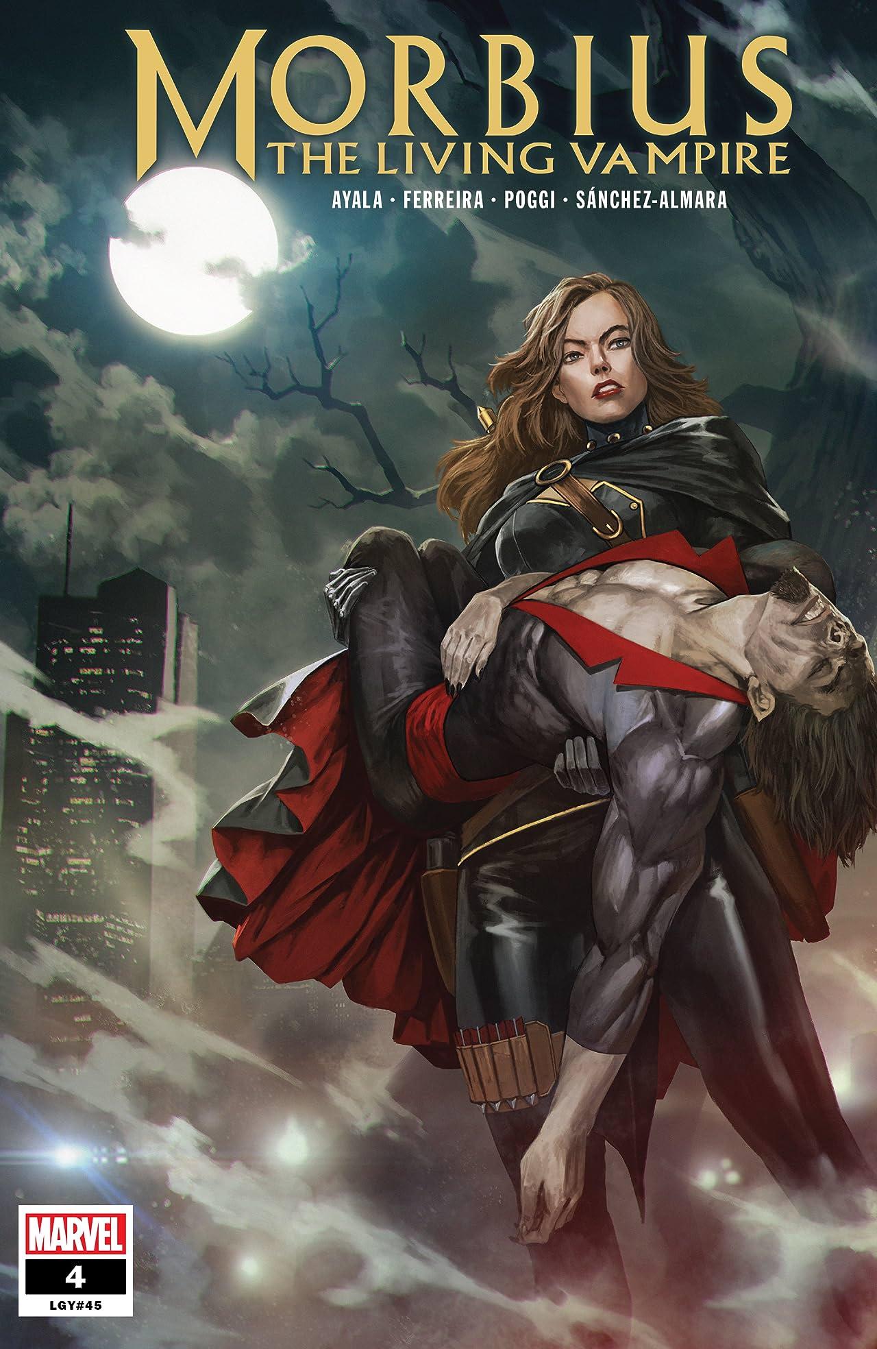 Morbius (2019-) No.4