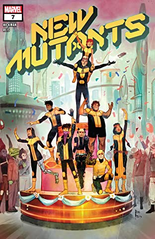 New Mutants (2019-) No.7