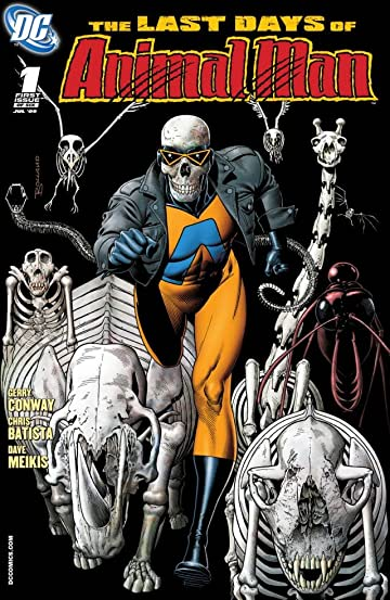 Last Days of Animal Man #1