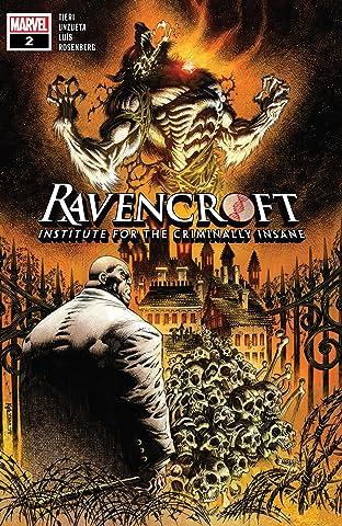 Ravencroft (2020) No.2 (sur 5)