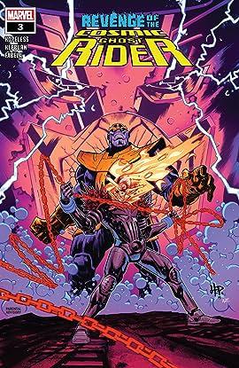 Revenge Of The Cosmic Ghost Rider (2019-2020) #3 (of 5)