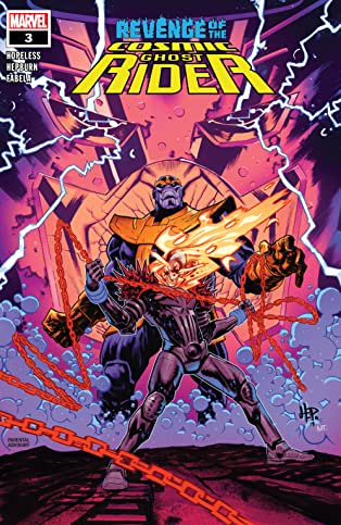 Revenge Of The Cosmic Ghost Rider (2019-) #3 (of 5)