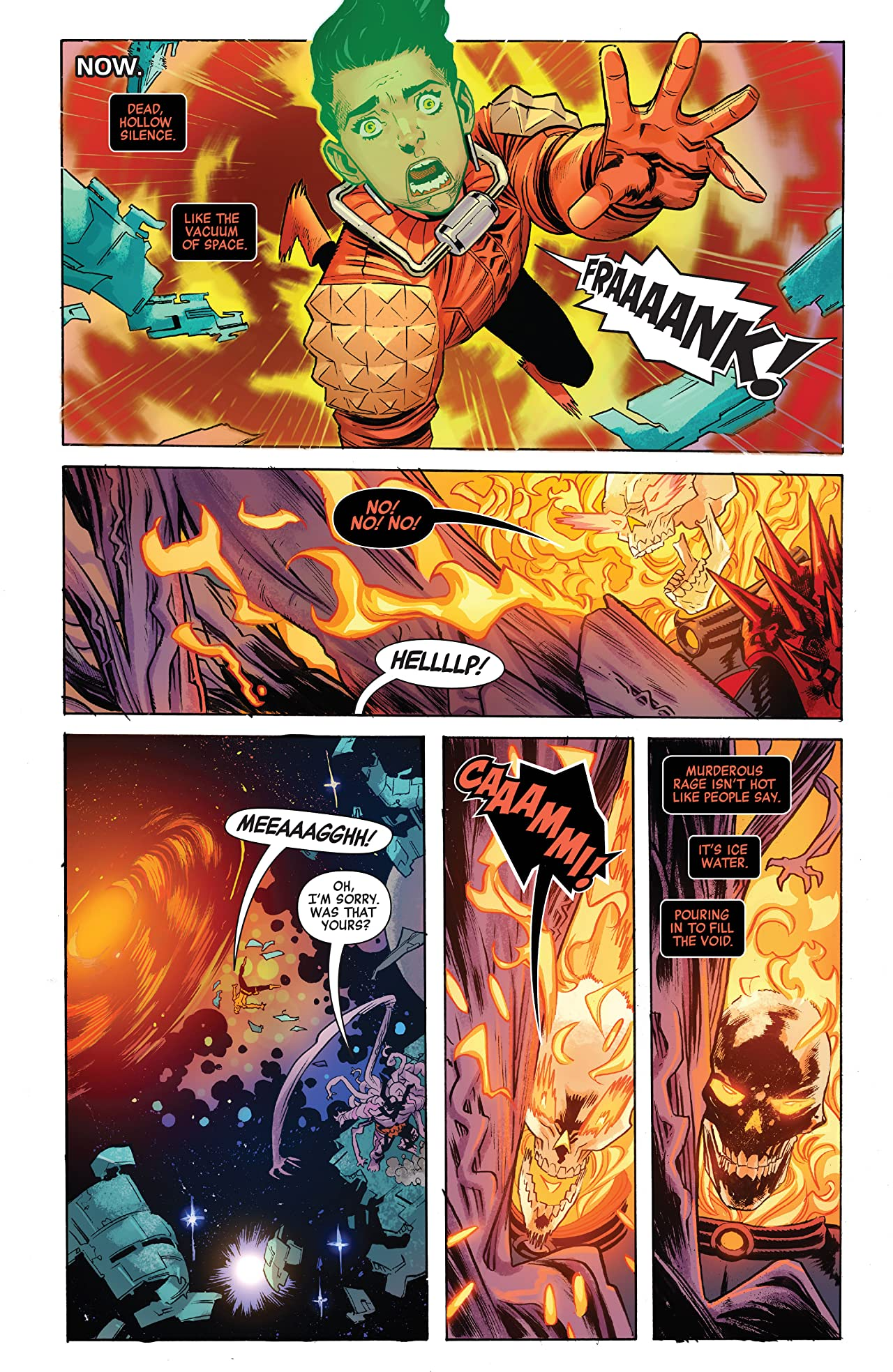 Revenge Of The Cosmic Ghost Rider (2019-2020) #3 (of 5)