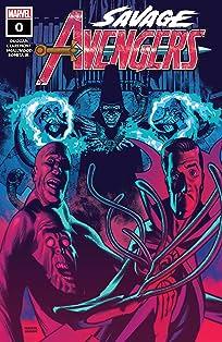 Savage Avengers (2019-) #0