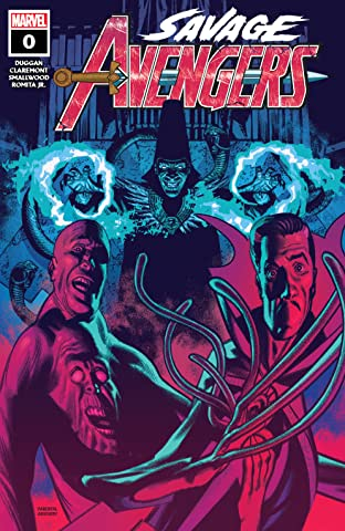Savage Avengers (2019-) No.0