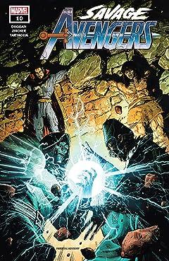 Savage Avengers (2019-) #10