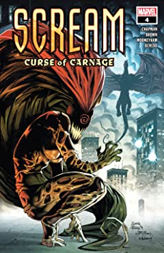 Scream: Curse Of Carnage (2019-) #4