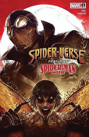 Spider-Verse (2019-) #5 (of 6)