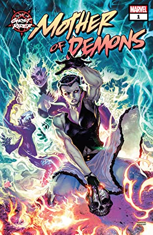 Spirits Of Ghost Rider: Mother Of Demons (2020) No.1