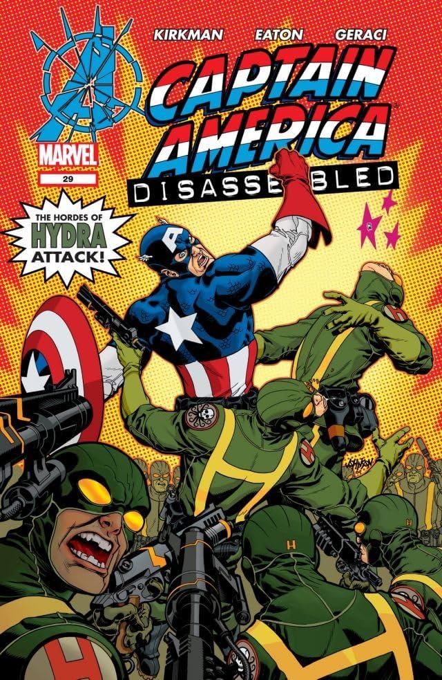 Captain America (2002-2004) #29