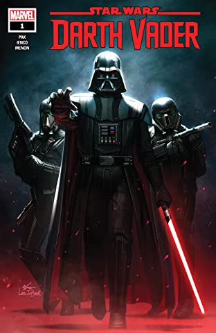 Star Wars: Darth Vader (2020-) #1