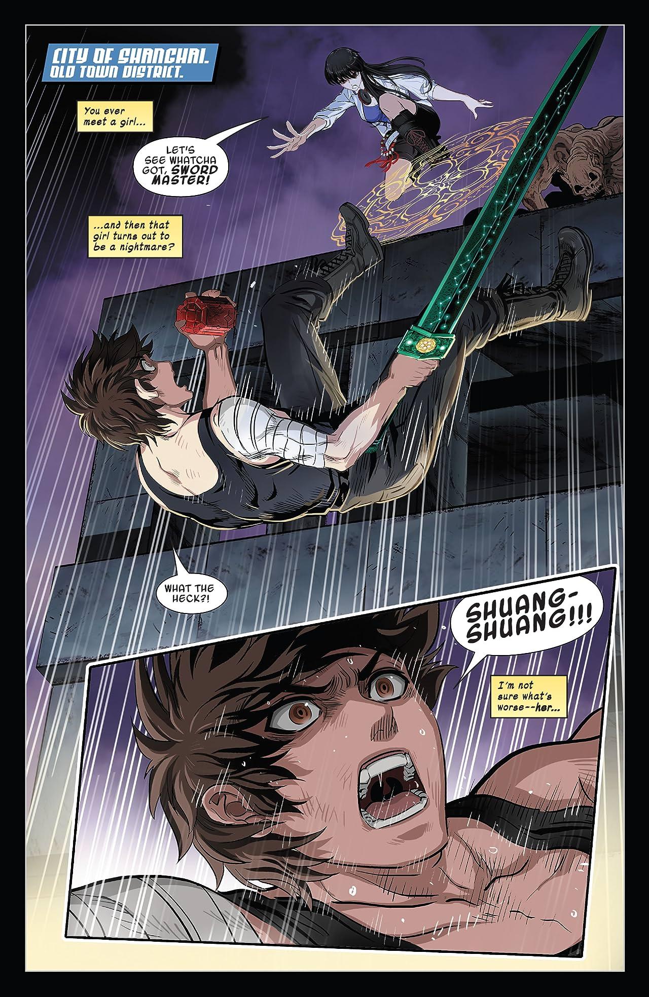 Sword Master (2019-) #8