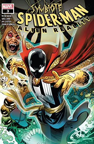 Symbiote Spider-Man: Alien Reality (2019-) #3 (of 5)