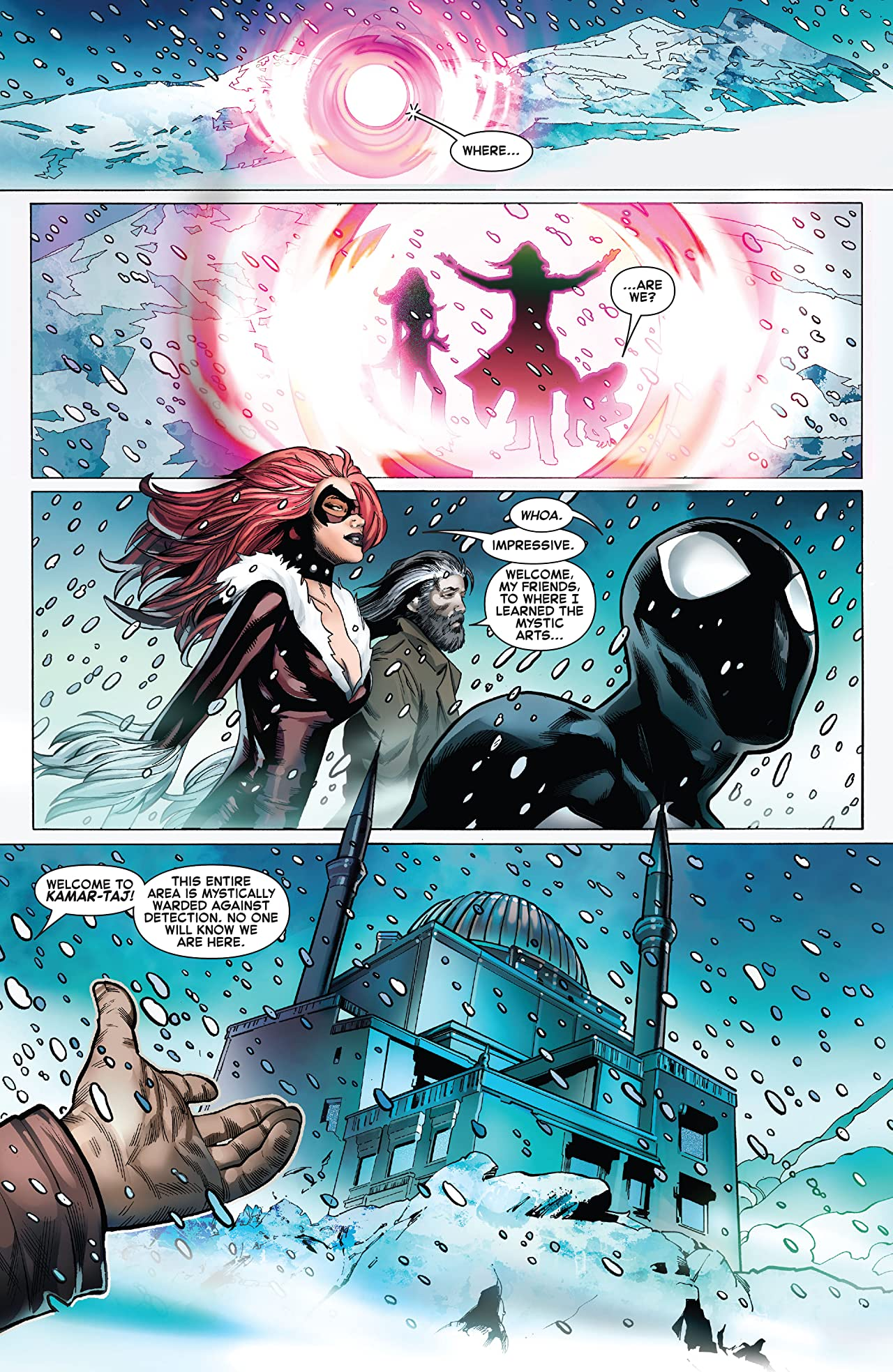 Symbiote Spider-Man: Alien Reality (2019-2020) #3 (of 5)