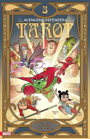 Tarot (2020) #3 (of 4)