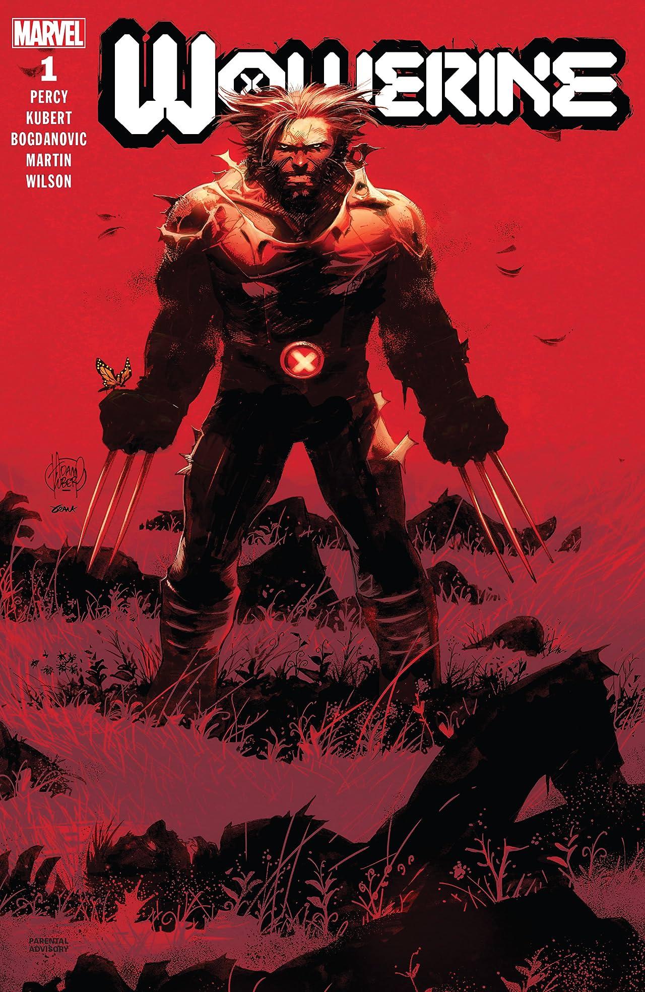 Wolverine (2020-) No.1