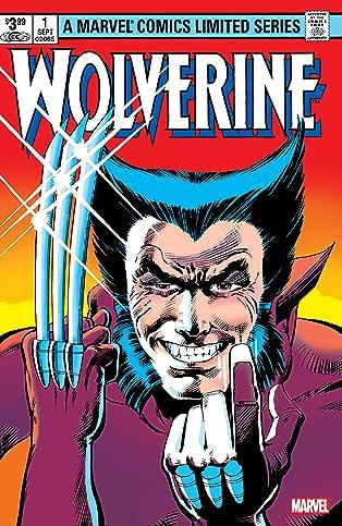 Wolverine: Claremont & Miller #1: Facsimile Edition
