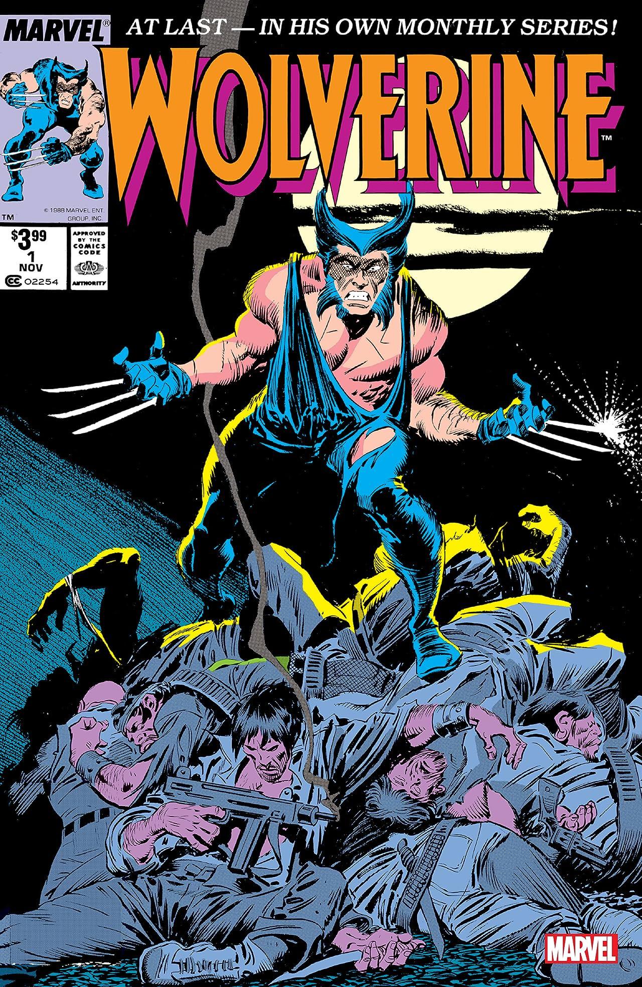 Wolverine: Claremont & Buscema No.1: Facsimile Edition