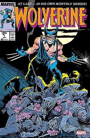 Wolverine: Claremont & Buscema #1: Facsimile Edition