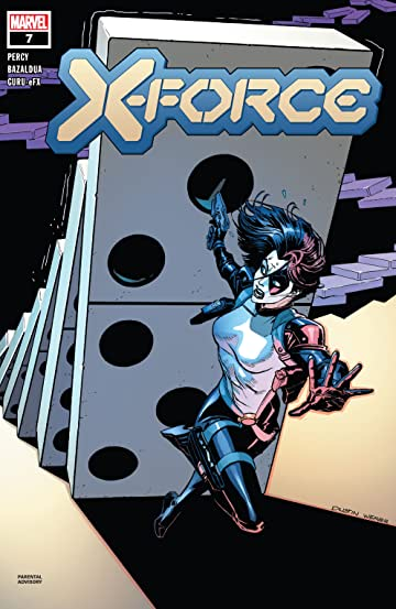 X-Force (2019-) No.7