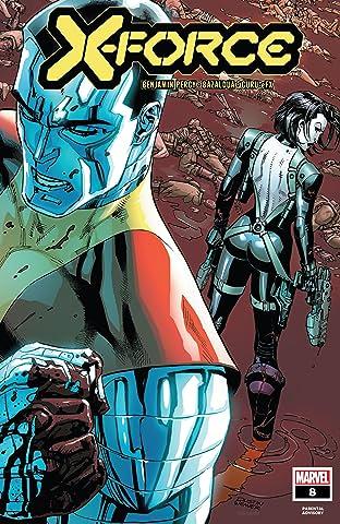X-Force (2019-) No.8