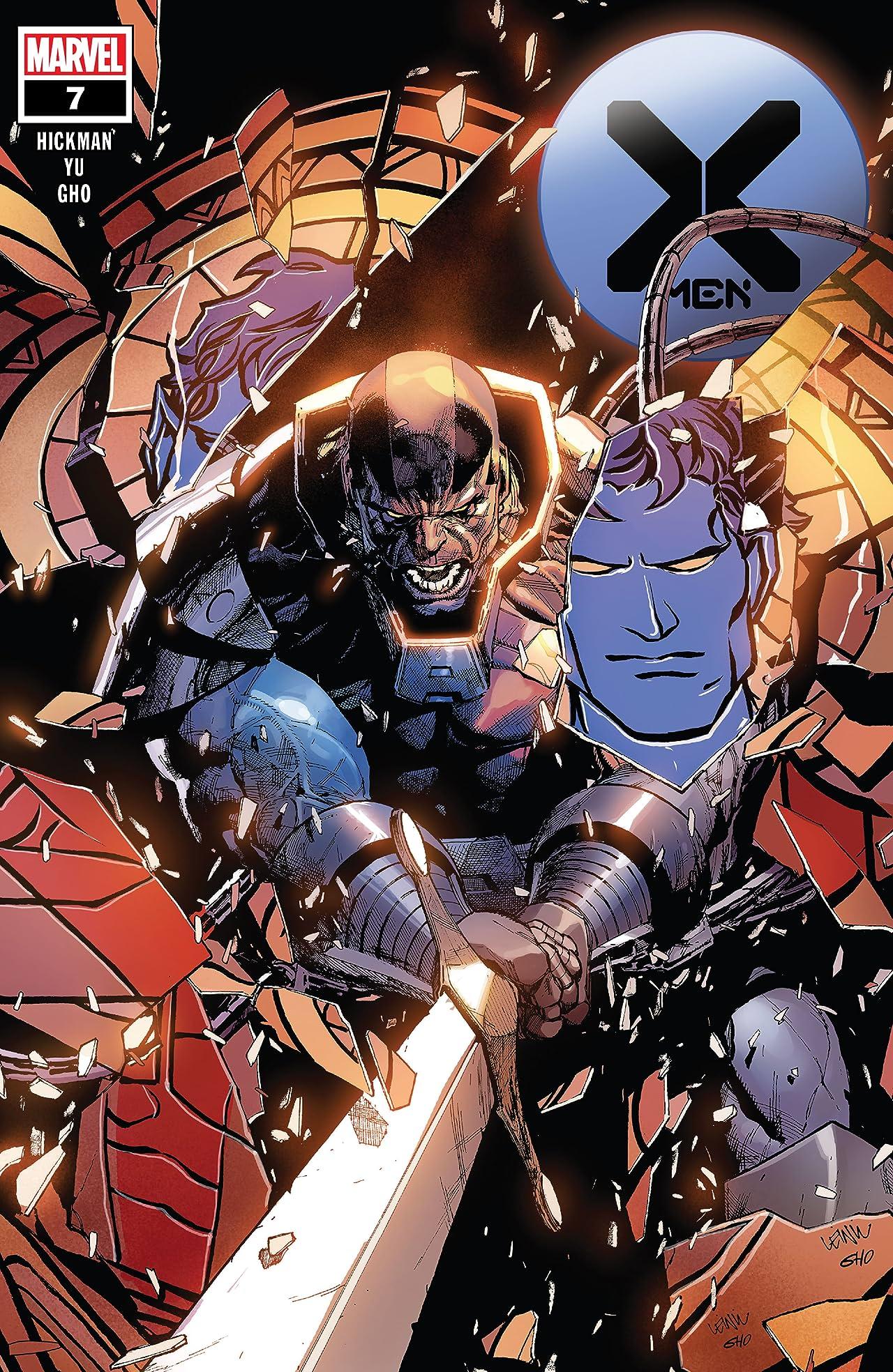 X-Men (2019-) No.7