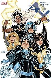 X-Men/Fantastic Four (2020) #1 (of 4): Director's Cut