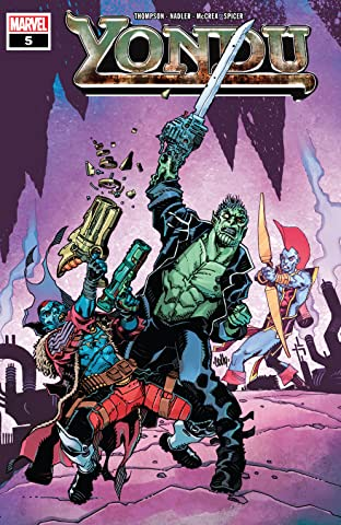 Yondu (2019-2020) #5 (of 5)
