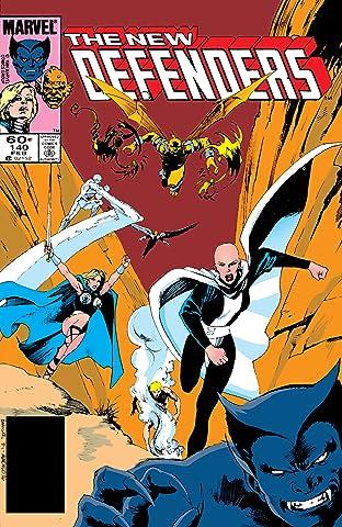 Defenders (1972-1986) #140