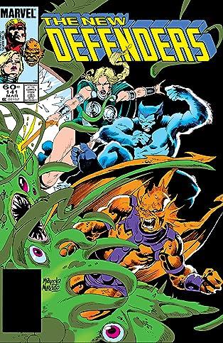 Defenders (1972-1986) #141