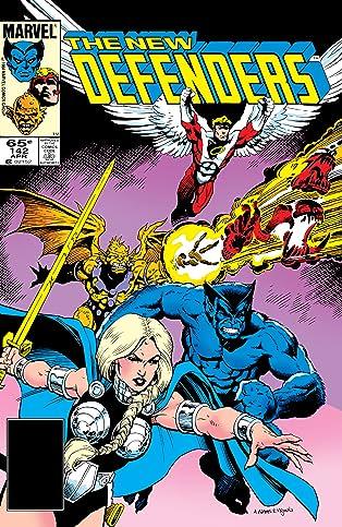 Defenders (1972-1986) #142