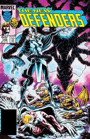 Defenders (1972-1986) #144