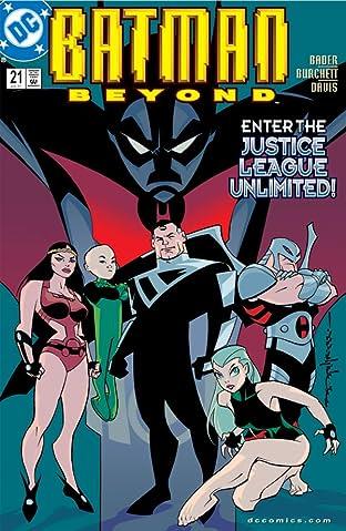Batman Beyond (1999-2001) #21