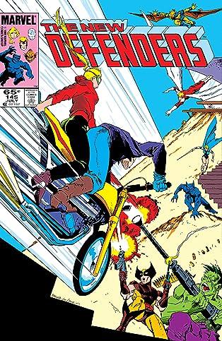 Defenders (1972-1986) #145