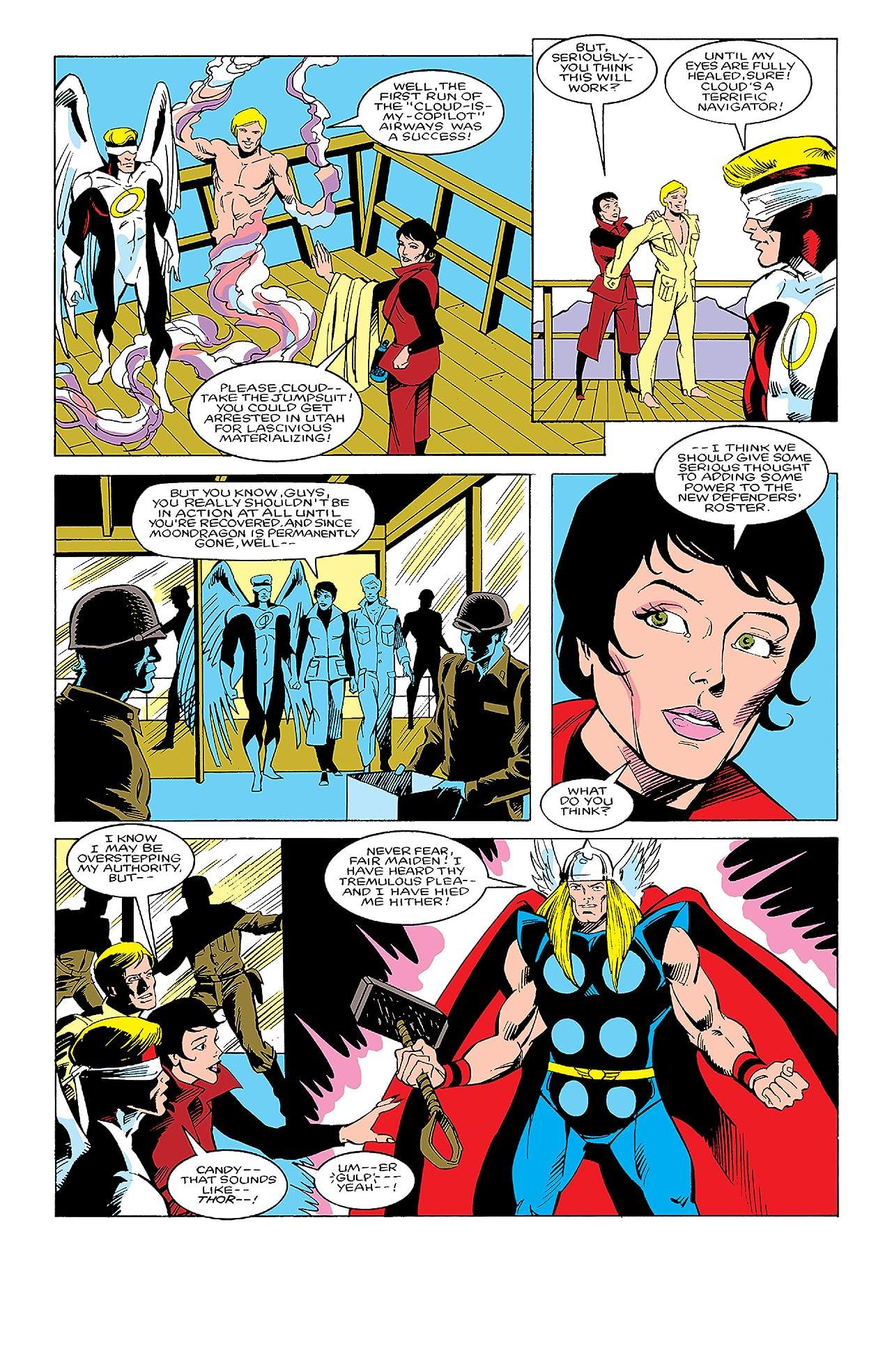 Defenders (1972-1986) #146