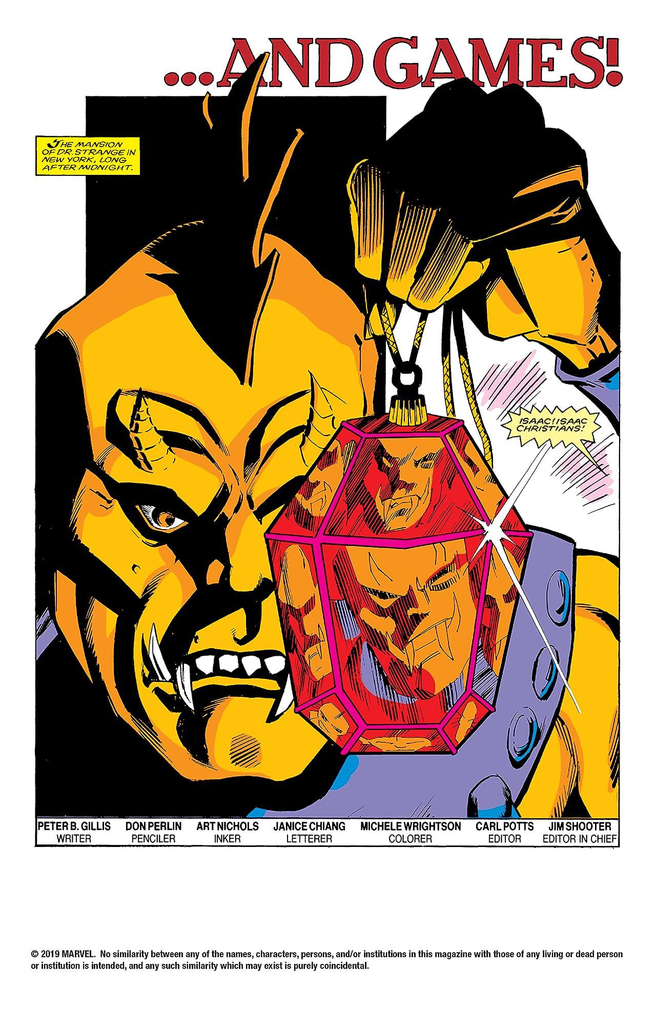 Defenders (1972-1986) #147