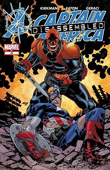Captain America (2002-2004) #32