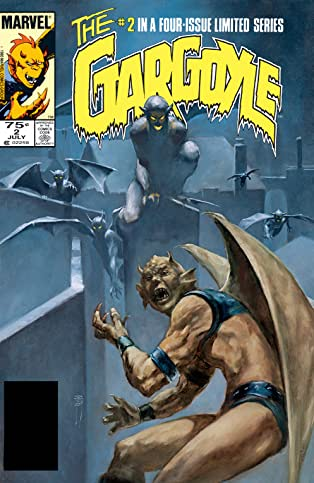 Gargoyle (1985) #2 (of 4)