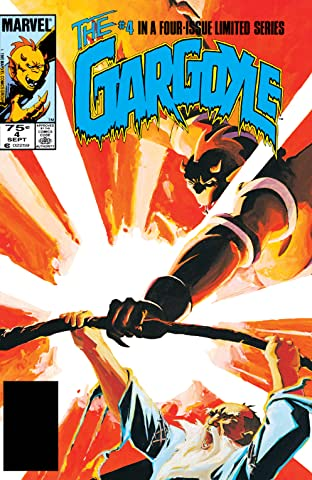 Gargoyle (1985) #4 (of 4)