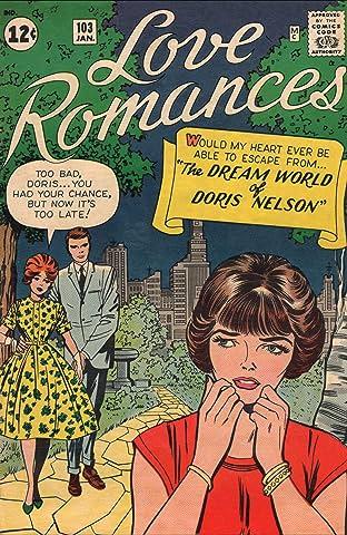 Love Romances (1949-1963) #103